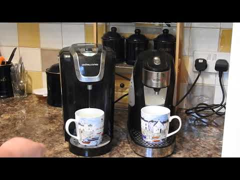 Breville Hot Cup v. Andrew James Hot Water Dispenser
