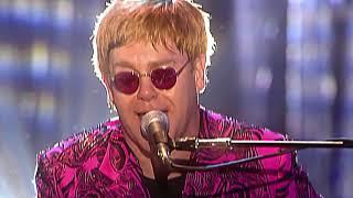 Elton John - I'm Still Standing (Live at Madison Square Garden, NYC 2000)HD *Remastered