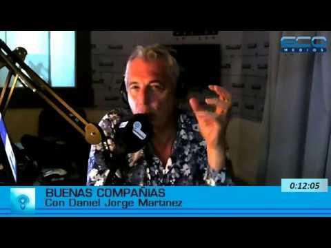 BUENAS COMPANIAS con Daniel Martinez 26-12-2017