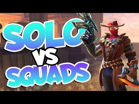 Solo vs Squads WIN in OB17 | Realm Royale Assassin (No Shredder)