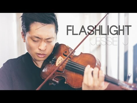 Flashlight - Jessie J - Violin Cover - Daniel Jang