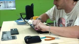 Пытаемся починить экран у ноутбука Sony(, 2013-06-29T23:24:23.000Z)
