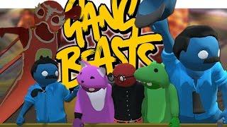Das witzigste SPIEL der WELT! | Gang Beasts
