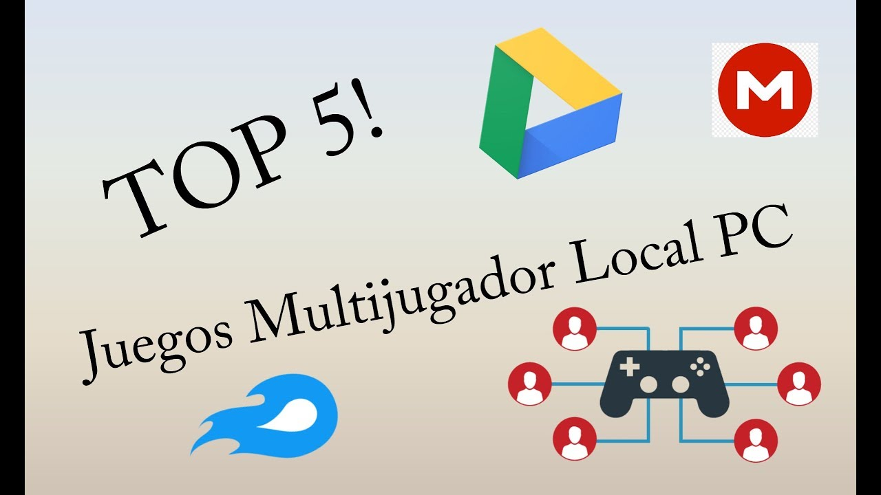 5 Juegos Multijugador Local Pc Descarga Directa 3 Mega Mediafire