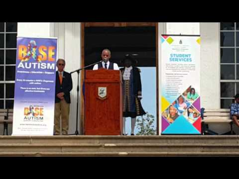 Autism Awareness 2016 B.A.S.E President Address