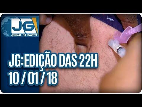 Jornal da Gazeta - Edição das 10 - 10/01/2018