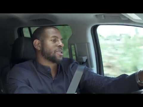 Bridging the Worlds of Tech and Sports: Andre Iguodala | Morgan Stanley