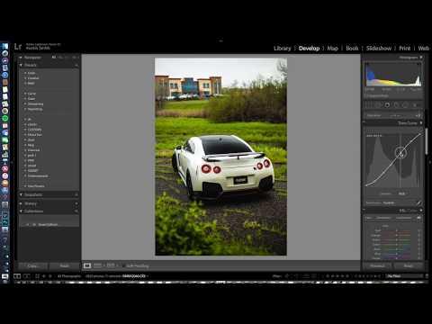 AUTOMOTIVE PHOTOGRAPHY EDIT TUTORIAL/ SUMMIT.SS 2019 thumbnail