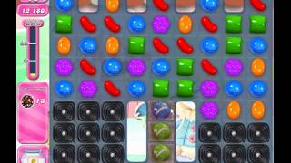 Candy Crush Saga - level 1066 (3 star, No boosters)
