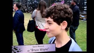 GOTHAM : SDCC : Lil Wayne (Bruce Wayne) at Comic Con 2014