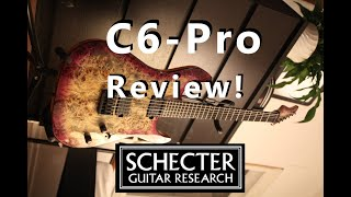 Schecter C6-Pro REVIEW! - Aaron Scheer (deutsch/german)