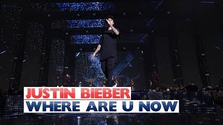 Justin Bieber - Where Are You Now (Jingle Bell Ball 2015)