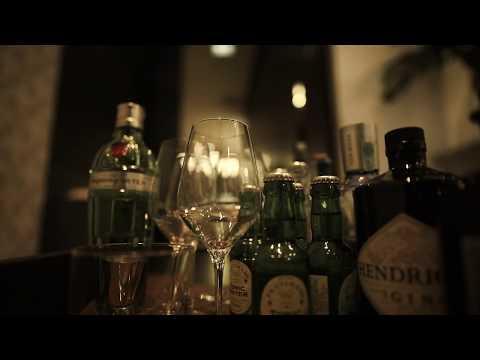 Rolling Cocktails @ Baraka Restaurant Budapest