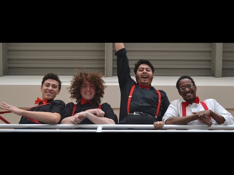 I Got Rhythm Barbershop Quartet-Out of Time-Schenectady County Community College