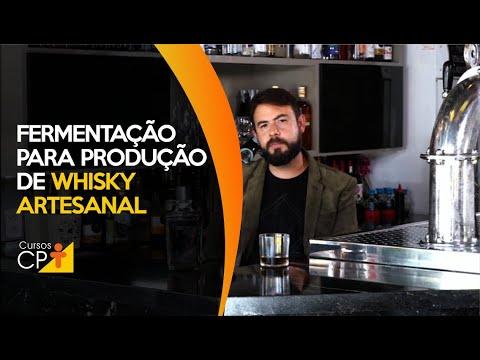 Clique e veja o vídeo Fase de fermentação e inoculação do mosto para produção de Whisky artesanal