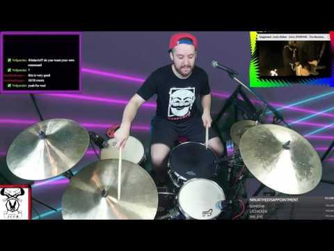 Slipknot Feat. Justin Bieber - Psychosocial Baby Remix Drum Cover Thing /sethandmusic