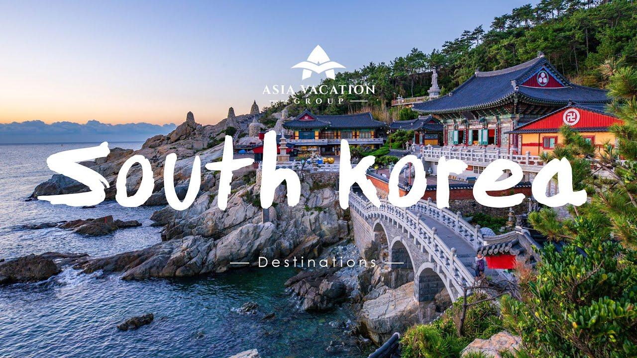 South Korea Asia Vacation Group Youtube