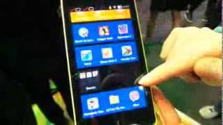 Nokia XL video demo