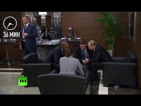 Стали известны подробности встречи Обамы и Путина на полях саммита G20