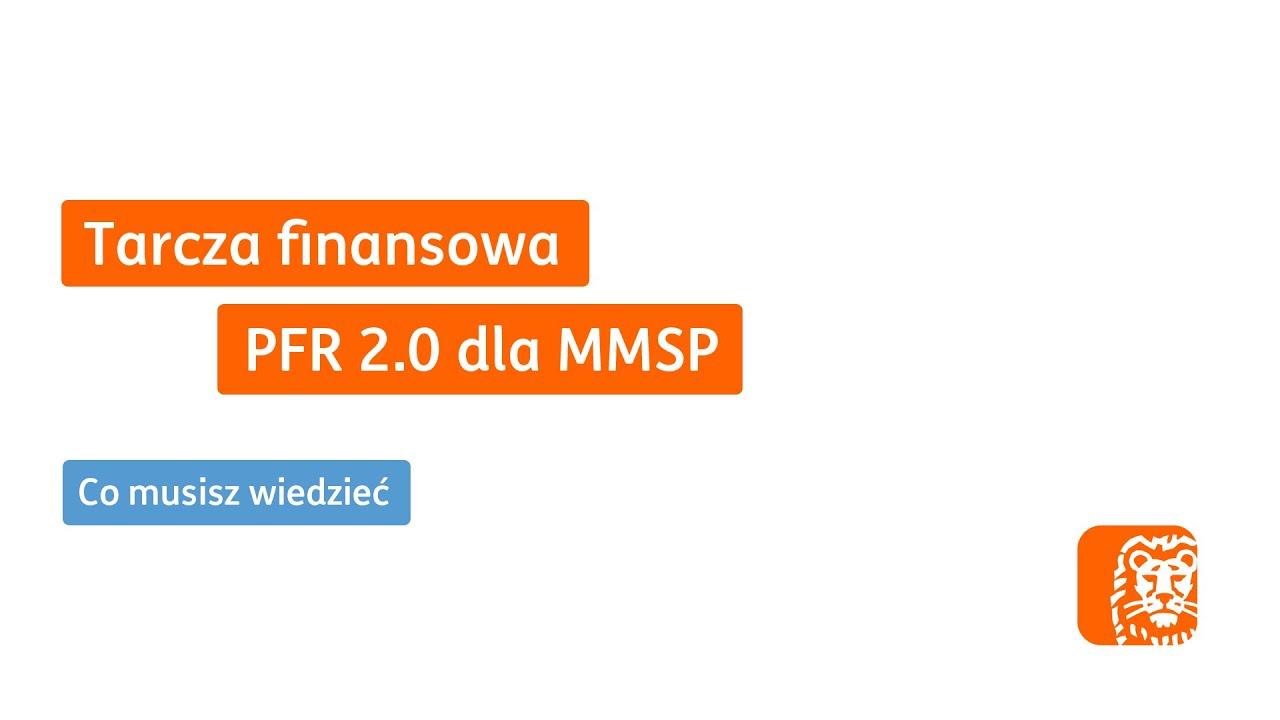 Tarcza finansowa PFR 2.0 dla MMSP  | Webinar