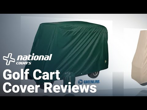 Golf Cart Cover Reviews,  Greenline Storage Covers Manufactured By Eevelle