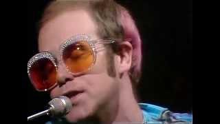 Elton John - Goodbye Yellow Brick Road (Top of the Pops 1973) HD