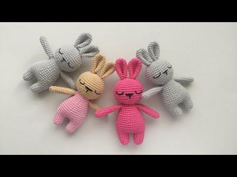 Легкие схемы для вязания крючком для начинающих игрушки