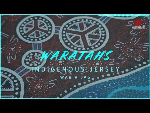 NSW Waratahs - Our first ever Indigenous Jersey