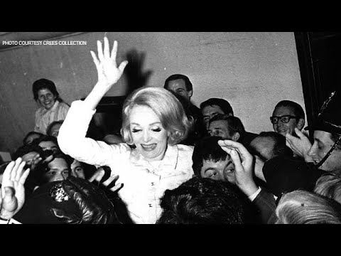 """Marlene Dietrich sings """"Till There Was You"""". Live & Unissued. 1960."""