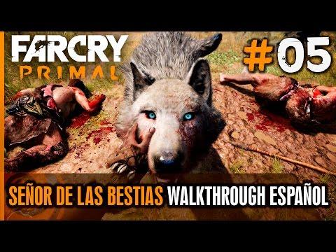 Far Cry Primal | Walkthrough Español Guía | Señor de las Bestias [Gameplay]