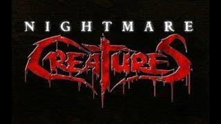 NIGHTMARE CREATURES #1 (PS1) (CON GROW UP Y SUBS)