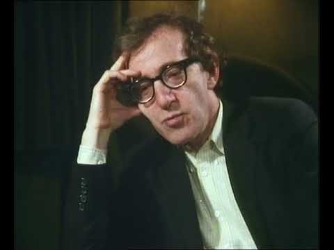 Woody Allen Interview (1987) - YouTube