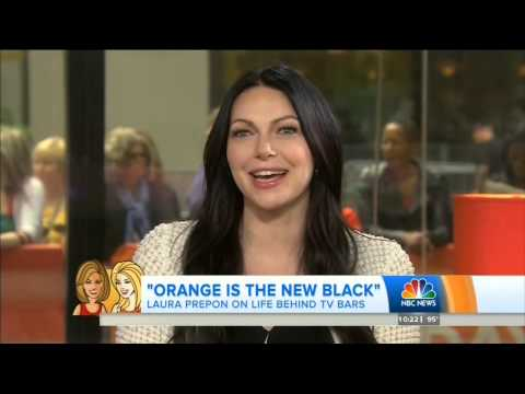 Laura Prepon: I'm in every episode of 'Orange' Season 3