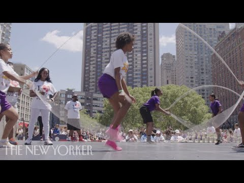 Sights and Sounds from the Double Dutch Summer Classic | The New Yorker