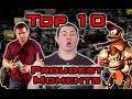 My Top 10 Proudest Gaming Moments - Square Eyed Jak
