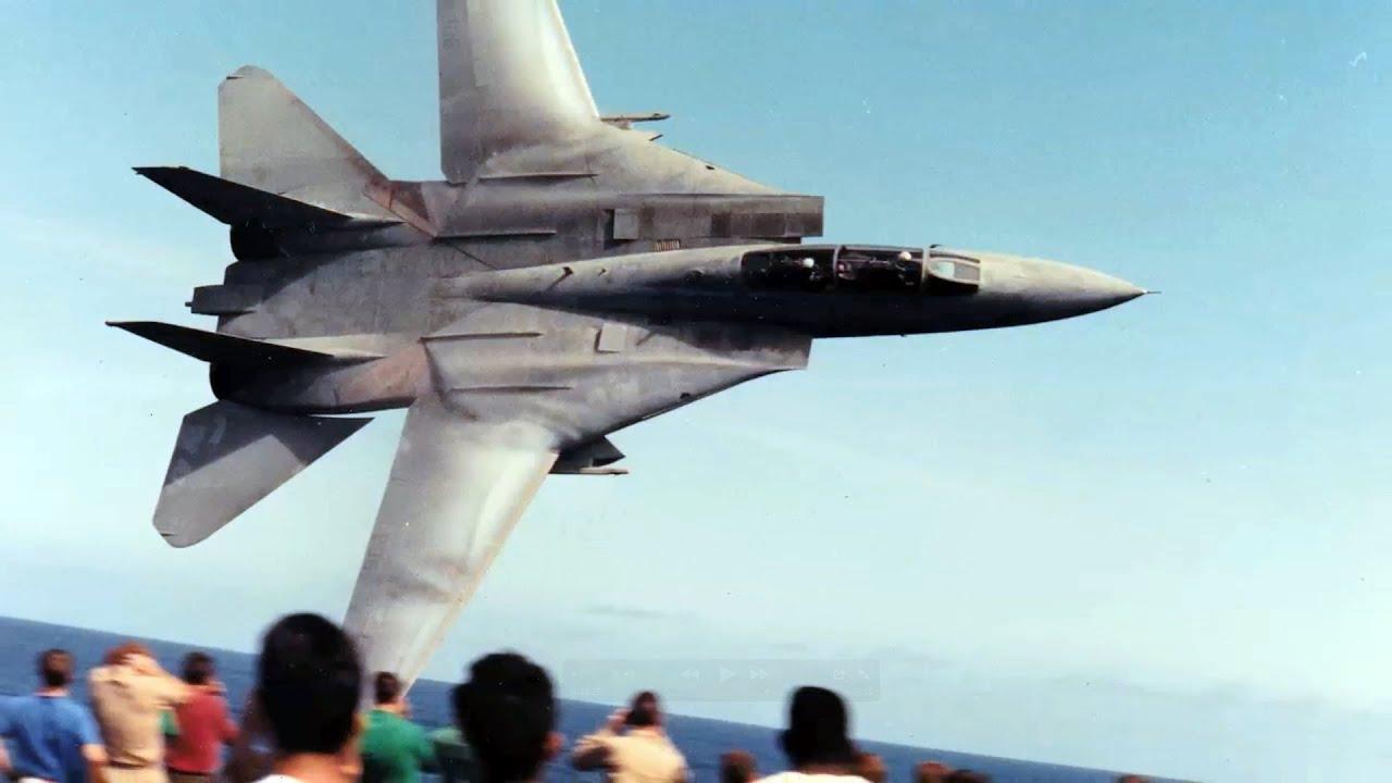 Grumman F14 Tomcat Tribute Youtube