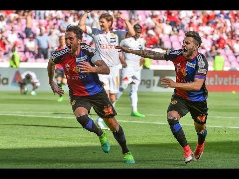 Highlights: Cupfinal FC Basel vs. FC Sion (3:0) - 25.05.2017