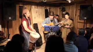 2012年4月に行われた材木屋さんの作業場ライブです。