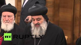 Russia: Lavrov discusses Middle East with Patriarch of Syriac Orthodox Church