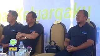 Ketua DPRD Kab Indramayu Hadiri Pencanangan Germas