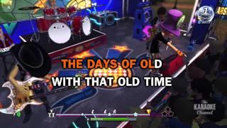 Farewell to the Karaoke app on Xbox 360