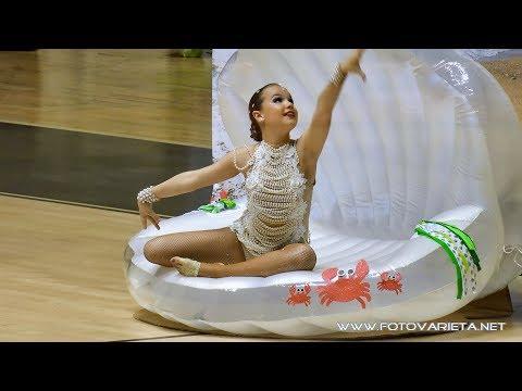 Gold Master 2018 Show Dance Danza Sportiva, Latini, Caribbean Show Dance