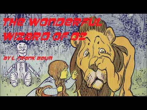 The Wonderful Wizard of Oz - FULL AudioBook - Original Version by L. Frank Baum V1
