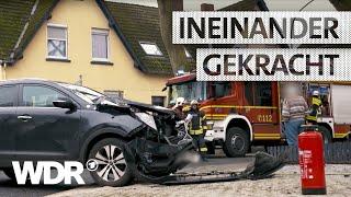 Feuer & Flamme |  Eingeklemmt beim Verkehrsunfall | WDR
