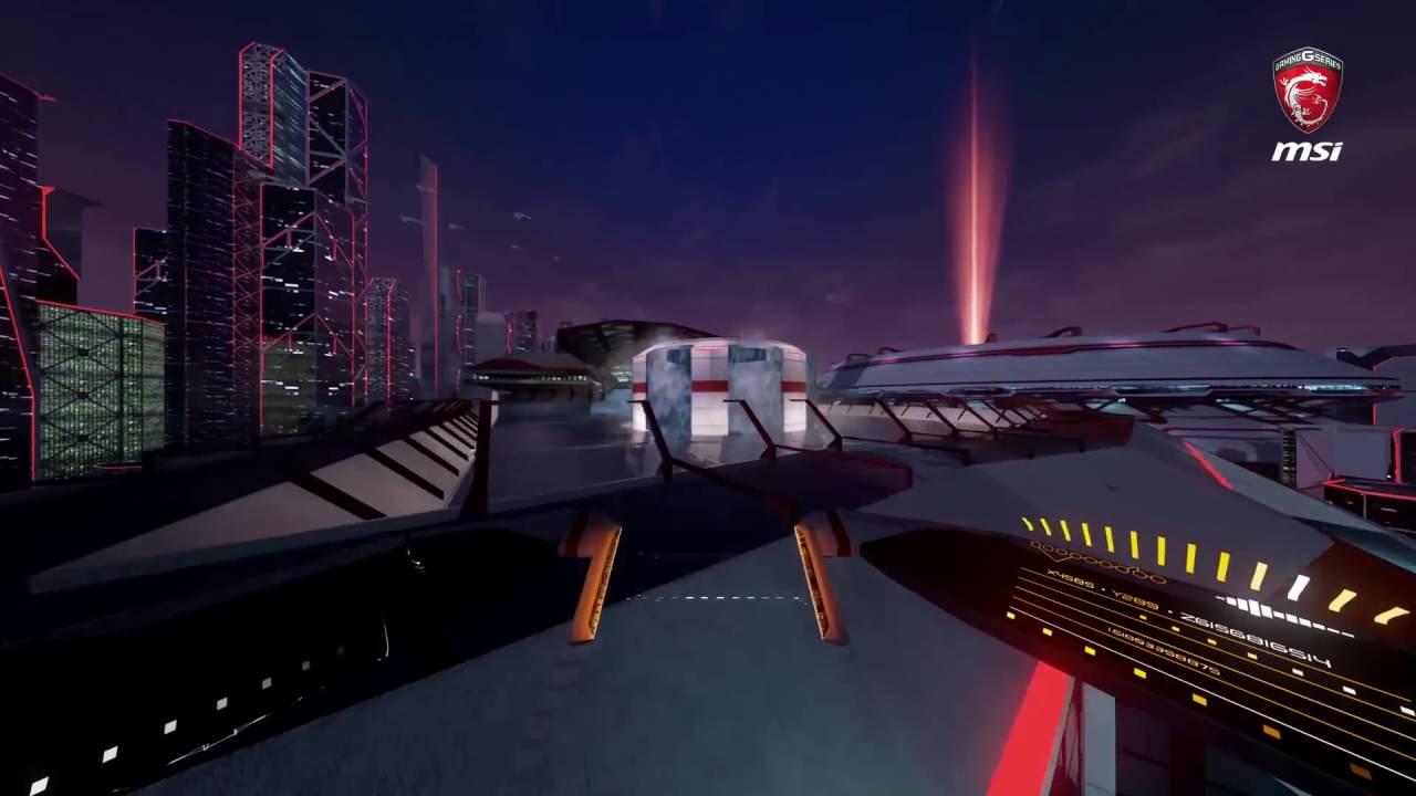 Projet MSI Electric City : découvrez le développement de cette aventure en réalité virtuelle