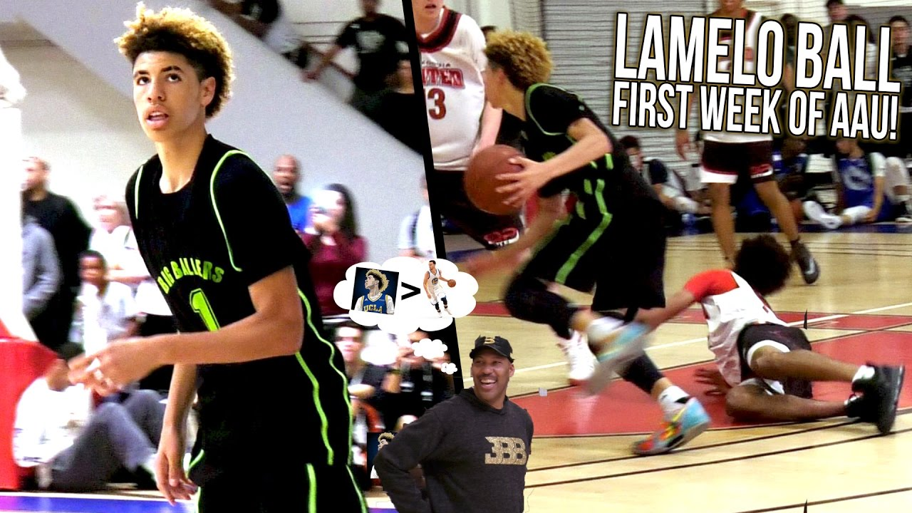 LaMelo Ball LEARNING the Same ...