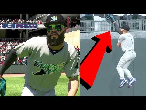 OMG I ROBBED A HOME RUN!! INSANE  MLB THE SHOW 18 ROAD TO THE SHOW EPISODE 12