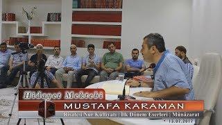 Mustafa Karaman - Risale-i Nur Külliyatı - Munâzarat