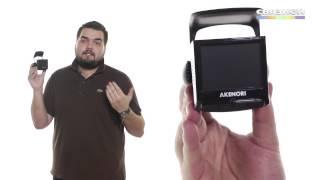 Обзор видеорегистратора Akenori DriveCam 1080 X