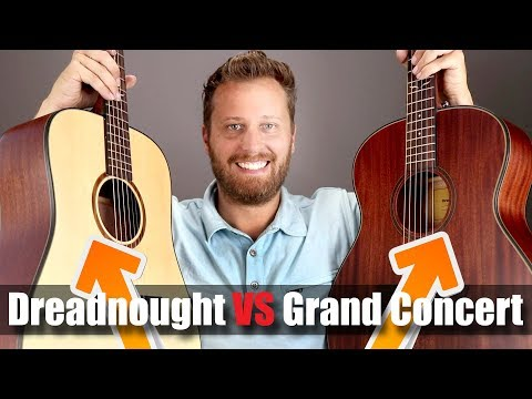Two of the BEST Affordable Guitars!! - Orangewood Oliver vs Austen!